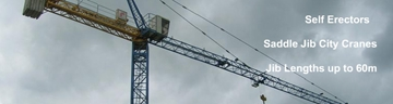 Tower Crane Hire Specialists