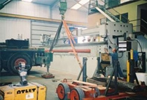 Light Machinery Handling Services