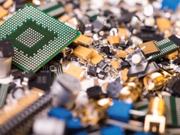 Comprehensive Stock Of Printed Circuit Board Passive Components