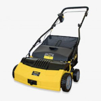 502EUK Artificial Grass Brush & Collection Box | Lawn Broom Sweeper |
