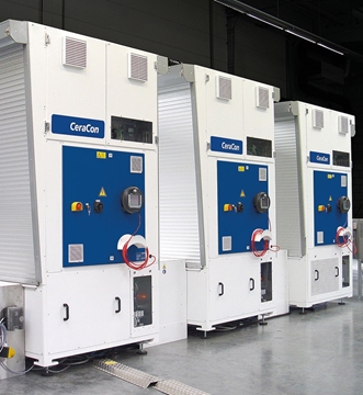 Industrial Ovens For Drying