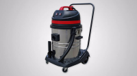 55 Litre Industrial Wet and Dry Vacuum Cleaner | Morclean Ltd