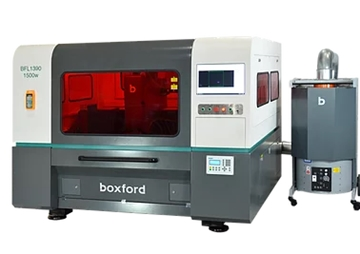 BFL1390 1KW Fibre Metal Cutting Laser