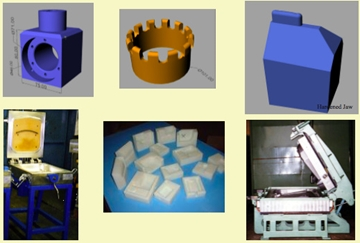 Machined Parts & Assemblies