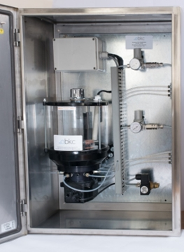 Housed Lubrication Monitoring System