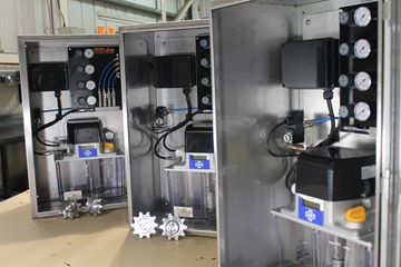 Chain Automatic Lubrication System