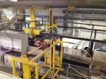 Custom Electroplating Service In West Sussex