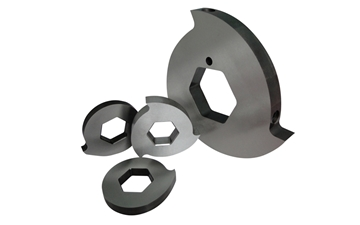Manufacturer Of Hooked Shredder Blades