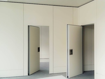 Acoustic Moveable Walls
