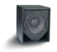 Cover for Turbosound TQ-115DP speakers