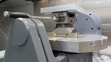 4 Axis Milling Machines Service In UK
