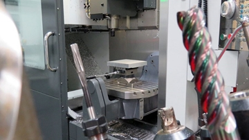 5 Axis Milling Machines Service In UK