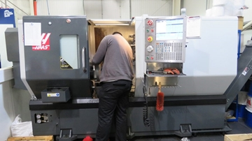 CNC Turning Service In UK