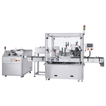 FL-800 Filling and Capping Machine