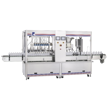 FC-101 Automatic Filling and Capping Machine