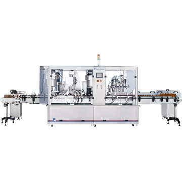 FC-102 High Speed Filling and Capping System