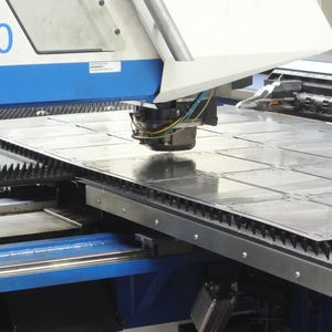 CNC Punching Service In The UK