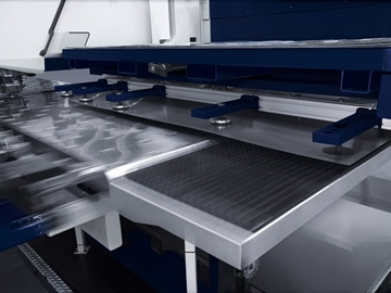 State Of The Art Punch Press Technology