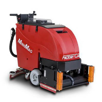 Factory Cat Minimag Scrubber Sweeper