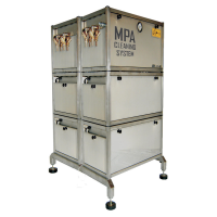 MPA Hydra Multi-Pump Cleaning System