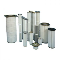 Dust Control Cartridge Filters For The Beverage Industries