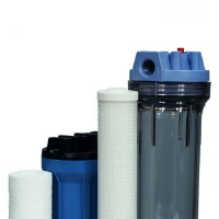 Fluid Filter Housings For The Food Industry