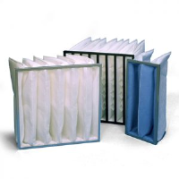 High-Loft Bag Filter For The Automotive Industry