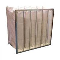 K Series Bag Filter For The Commercial Buildings