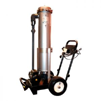 Mobile Fluid Filtration System For The Healthcare Industries
