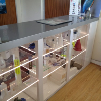 Supplier Of Acrylic Display Cases In Clevedon