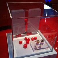 Supplier Of Acrylic Display Cases In Newport