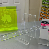 Specialist Manufacturer Of Acrylic Point Of Sale Equipment In Bath