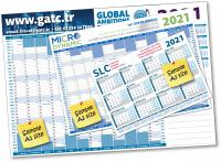 A3 Wall Planners E1017403