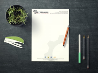 120gsm Corporate Letterhead In City Of London
