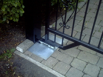 Automatic Gates In The Midlands