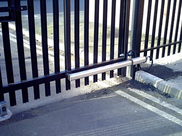 Above Ground Magnetic Electric Gates In Sheffield