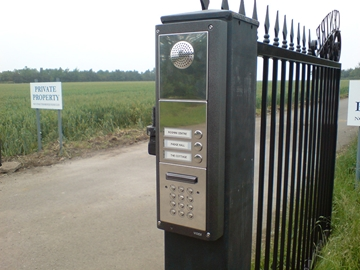Access Control Systems In Market Harborough
