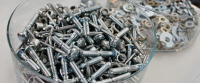 Plastic Use Self Tapping Screws