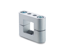 GN 231 Supports for round and square tubesAluminium