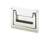 RH-EE-03 Folding handles with recessed trayStainless steel