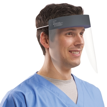 UK Supplier Of Anti-Fog Face Visors