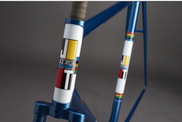 Bike Frame Painting Services