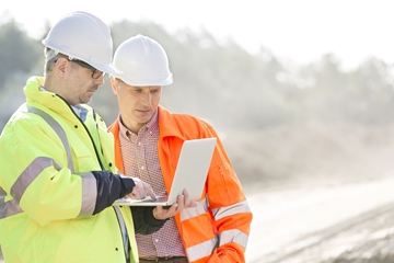 Hire Of Two-Way Radios For Construction