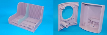 Fabrication Using Acetal Plastic Raw Materials