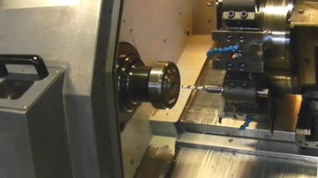 CNC Multi-Axis Turning Service