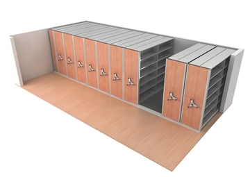 Mobile Shelving In Surrey