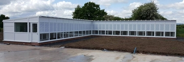 Infrared Heating For Commercial Kennels