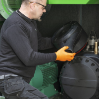 24/7 Service Support For Air Compressors