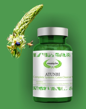 Atunbi Colon Complete Systemic Cleanse