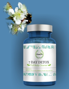 7 Days Detox Full Body Cleanse